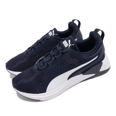 Puma 訓練鞋 Disperse XT 男鞋 健身 重訓 多功能訓練鞋 運動 藍 白 19372804