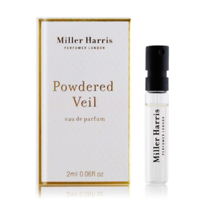 Miller Harris Powdered Veil琥珀縭紗淡香精2ml EDP針管香水