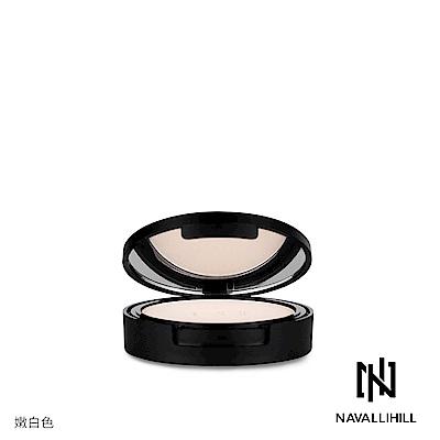 Navalli Hill 絲絨裸肌美白粉餅-嫩白色(10g)