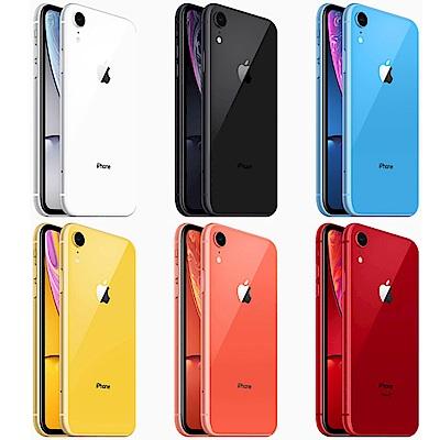【拆封福利品】Apple iPhone XR 64G智慧型手機