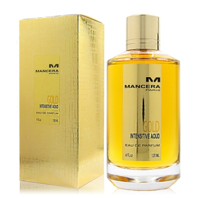 MANCERA曼斯拉 Gold Intensitive Aoud淡香精120ml