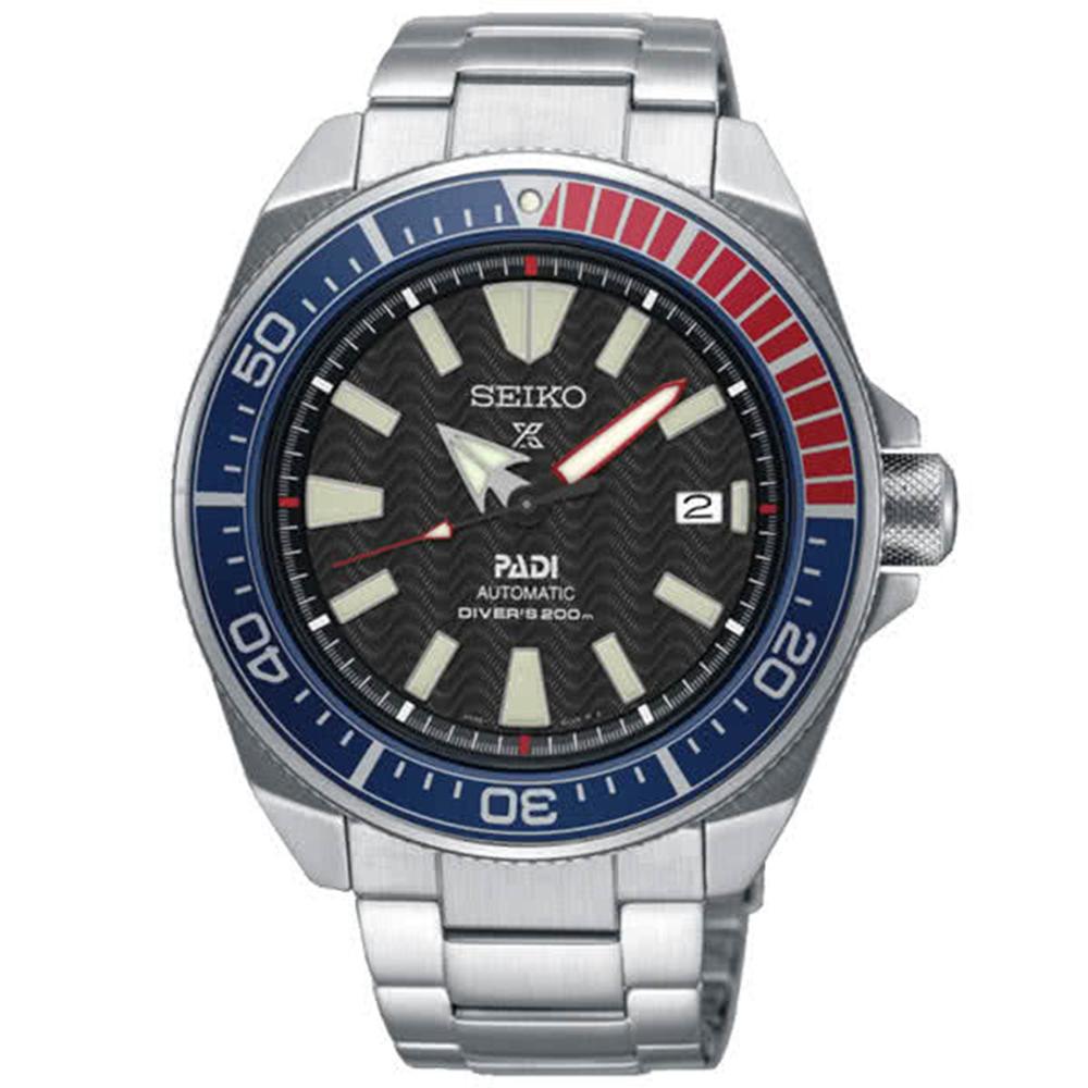 SEIKO精工PROSPEX PADI潛水機械錶4R35-01X0D/SRPB99J1