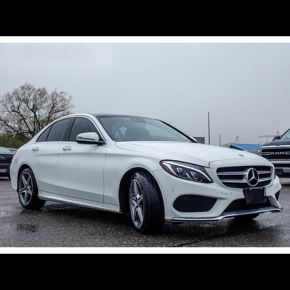 2018 Mercedes-Benz C300 4MATIC