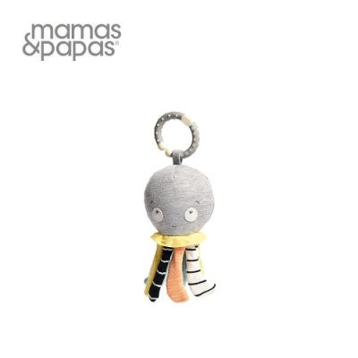 Mamas & Papas 咕嚕章魚弟(搖鈴吊飾玩偶)