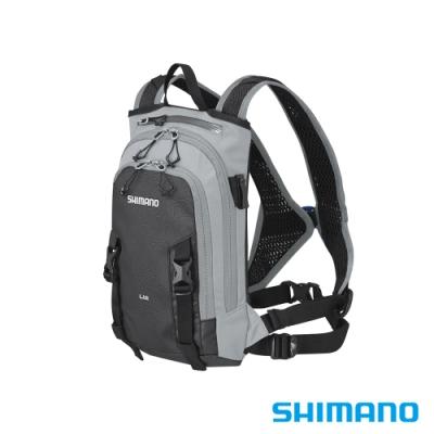 SHIMANO UNZEN 登山車水袋後背包2L 灰