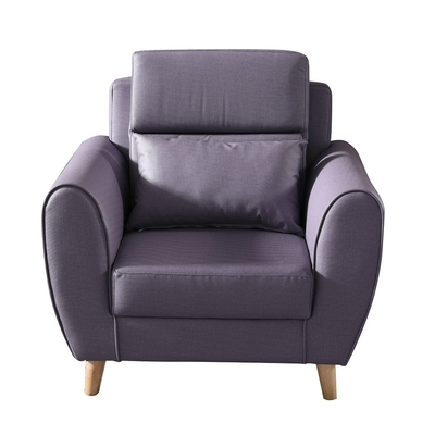 MUNA 3222型貓抓皮單人椅沙發(共三色) 94X83X82cm