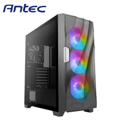 Antec 安鈦克 DF700 FLUX ARGB 玻璃透側 附5風扇 電競機殼