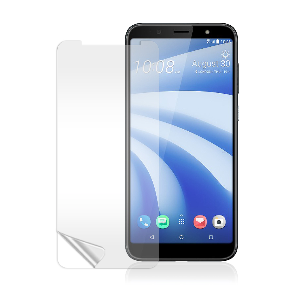 Monia HTC U12 Life 高透光亮面耐磨保護貼