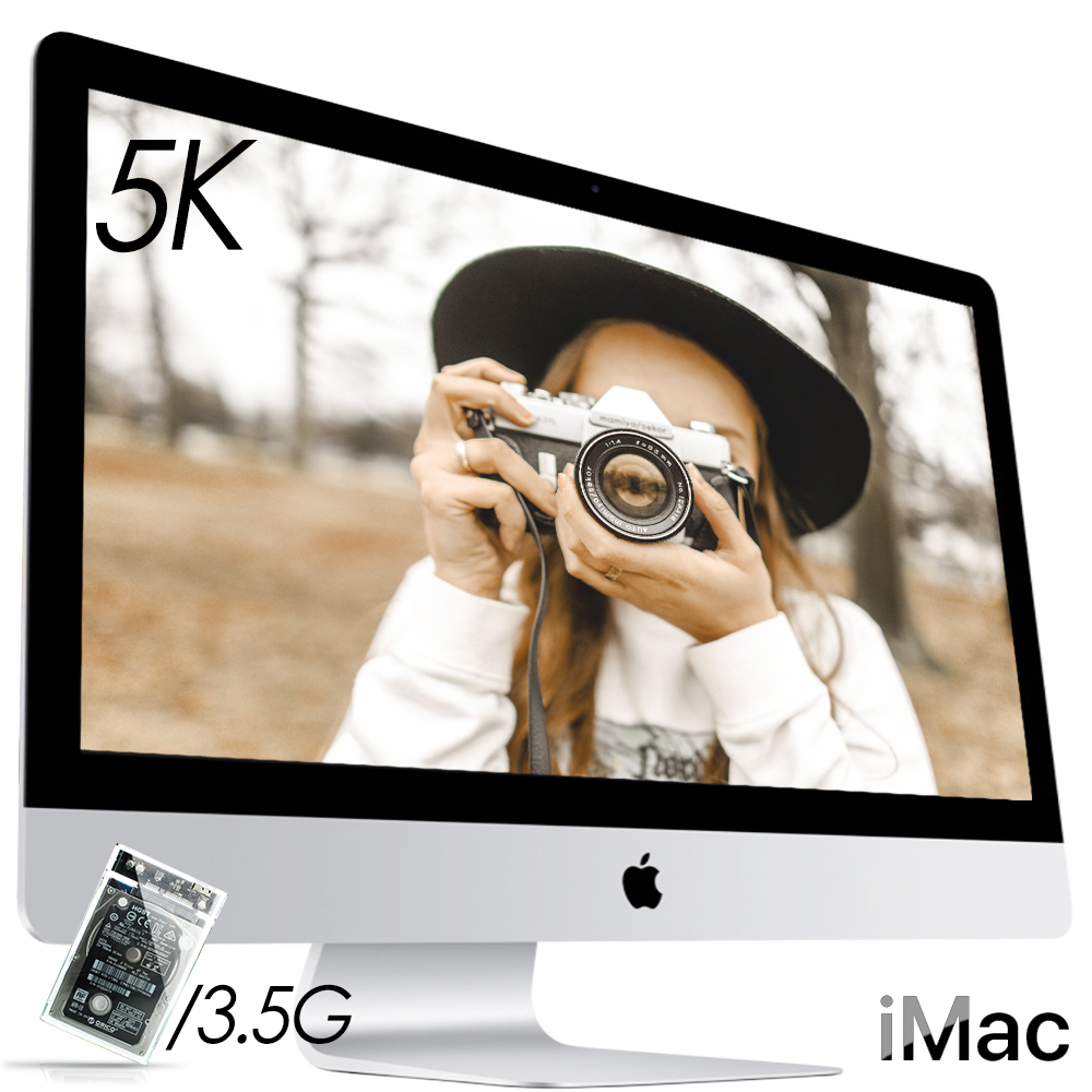 [無卡分期-12期]Apple iMac 27 5K 32G/1TSSD/Mac OS