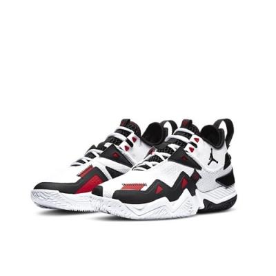 NIKE 籃球鞋 喬丹 運動 火箭隊 威少 忍者龜 白黑紅 CJ0781101 Jordan Westbrook One Take