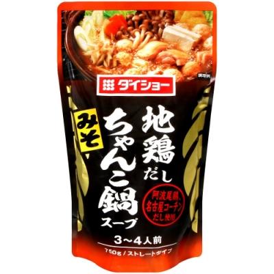 第一 大將地雞火鍋湯底[味噌](750g)