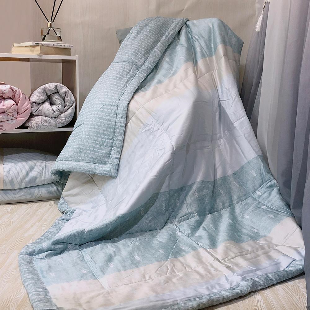 澳洲Simple Living 100%天絲超水感舒眠涼被5x6尺-(悠閒時光)