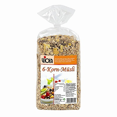 Viola 綜合穀粒穀片(1kg)x2袋裝