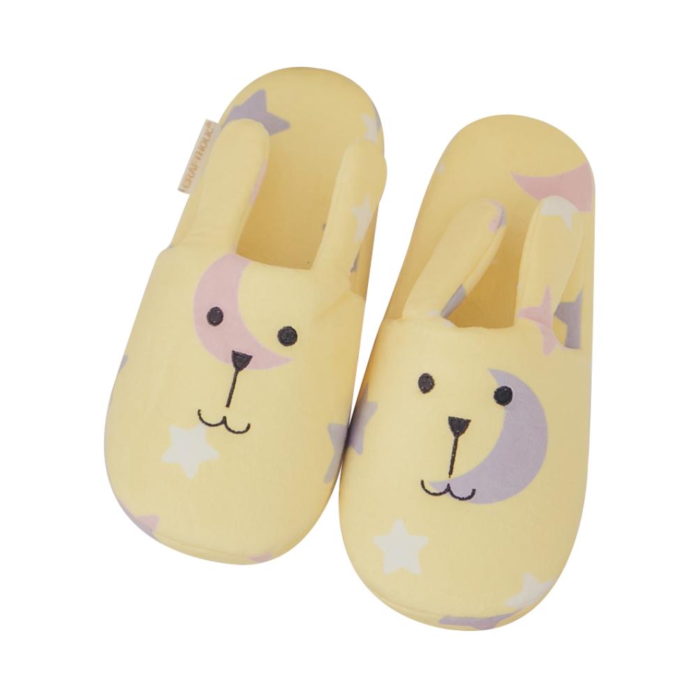 CRAFTHOLIC 宇宙人 風象古怪兔室內拖鞋