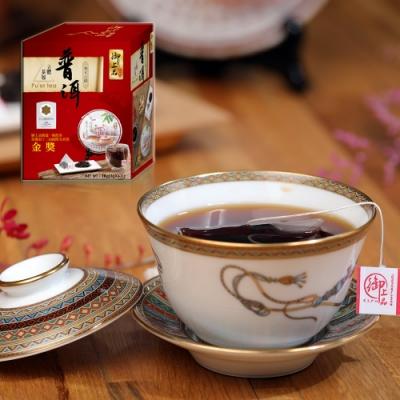 御上品 普洱立體茶包(3gx6包)