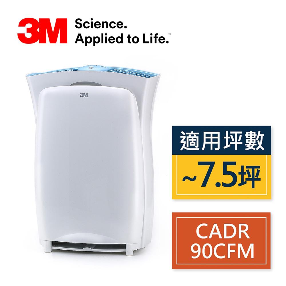 [時時樂限定] 3M 3-7坪 超濾淨型 進階版空氣清淨機 CHIMSPD-01UCRC-1