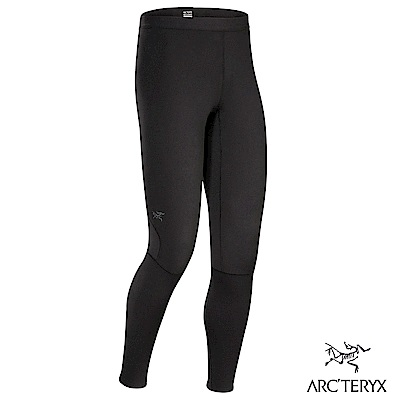 Arcteryx 男 Phase AR保暖內層長褲 黑