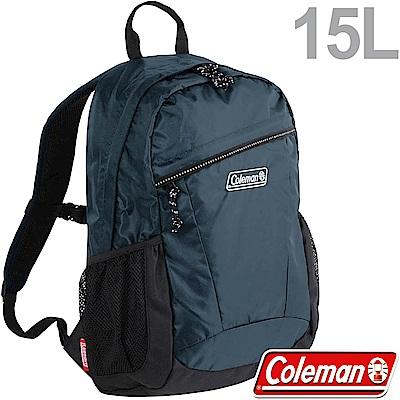 Coleman CM-34360岩灰 15L健行者背包/雙肩後背包