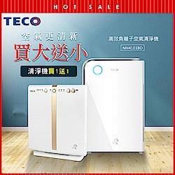 (買大送小)TECO東元 高效負離子空氣清淨機