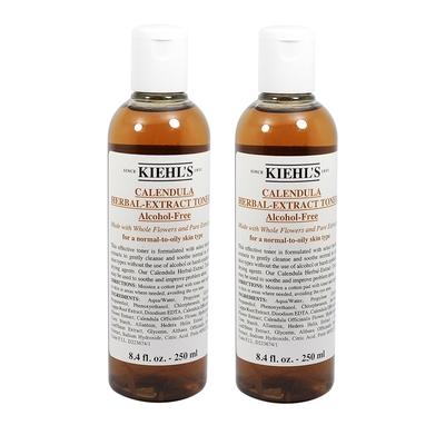 Kiehls 契爾氏 金盞花植物精華化妝水250mlx2(兩入組)