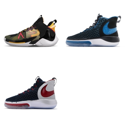 Nike 籃球鞋 Jordan Why Not/Alphadunk 高筒 男鞋 三色單一價 AV4126002