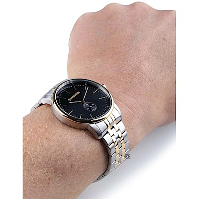 WENGER 威格 Urben 都市系列小秒針手錶(01.1741.104)-42mm