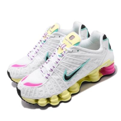 Nike 休閒鞋 Shox TL 運動 女鞋