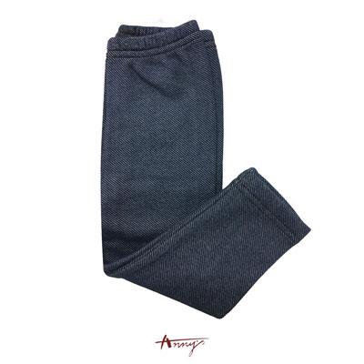 Annys高質彈性親膚鬆緊襪褲*6655藍