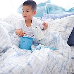 OLIVIA skittles 藍 特大雙人床包被套四件組 天絲™萊賽爾 台灣製