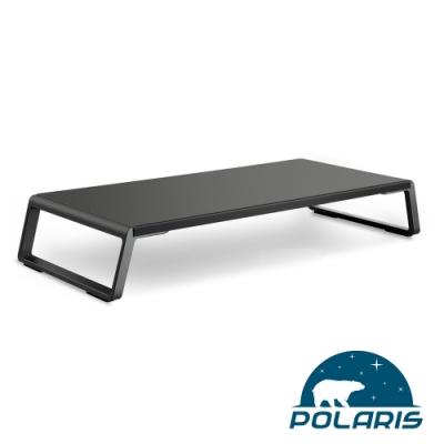 Polaris Mars-01b 多功能 螢幕桌架 (極致黑)