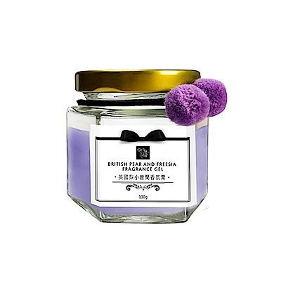 康朵 英國梨與小蒼蘭室內香氛擴香膏(3入組)