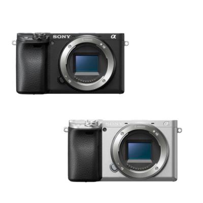 SONY 數位單眼相機 ILCE-6400 單機身 (公司貨)