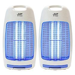 友情牌30W手提式捕蚊燈(超值2入組)VF-3083
