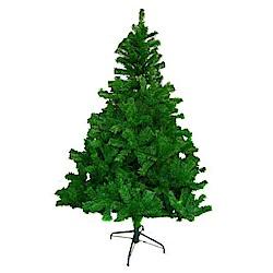 摩達客 4尺(120cm)豪華版聖誕樹綠色裸樹 (不含飾品)(不含燈)
