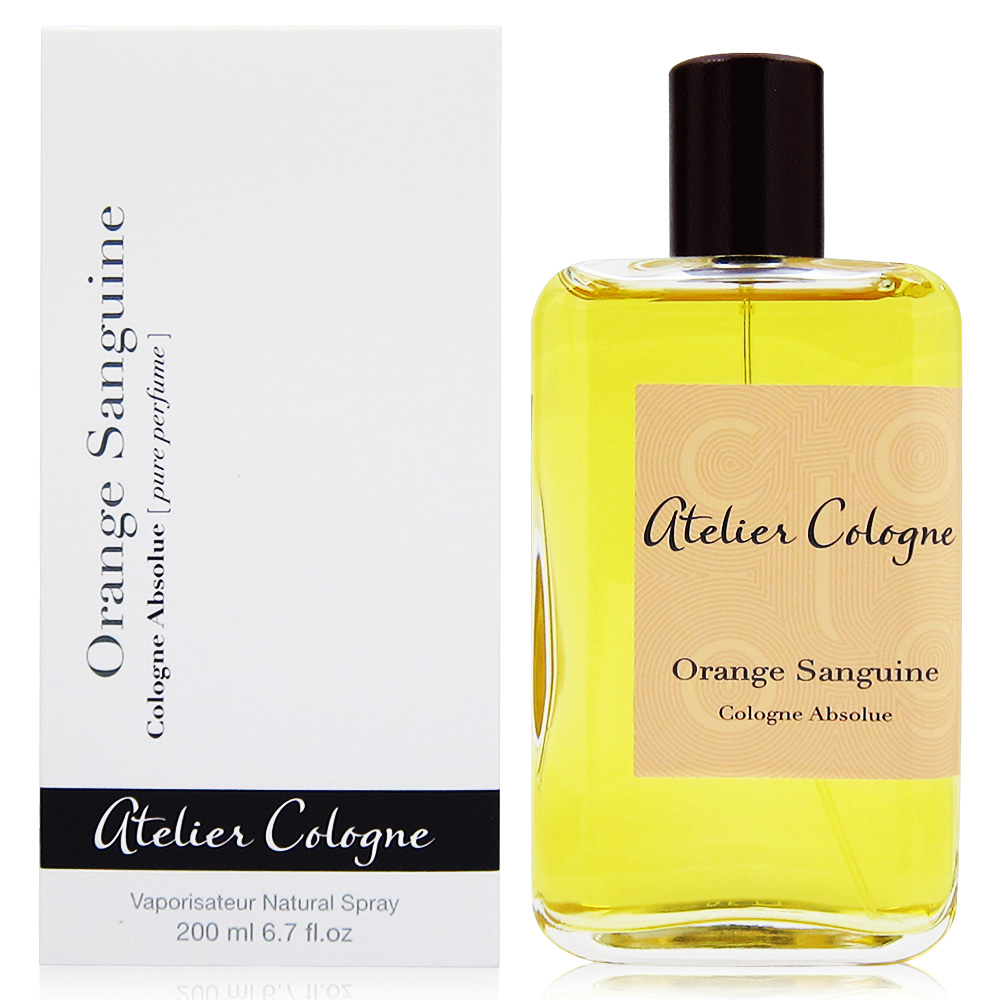 Atelier Cologne 赤霞橘光香水200ml(法國進口)