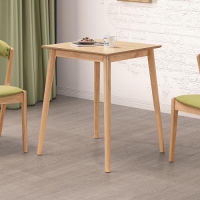 Boden-提姆2尺北歐風餐桌/洽談桌/休閒桌(松木色)