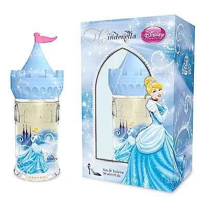 Disney Cinderella 灰姑娘童話城堡香水50ml