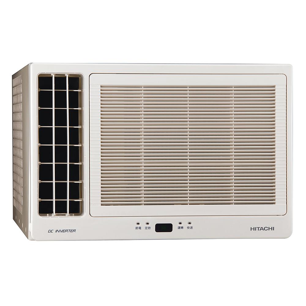 HITACHI日立 變頻單冷 (左吹) 窗型冷氣 RA-25QV1