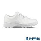 K-SWISS North Classic復古鋸齒鞋-女-白