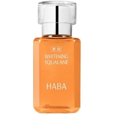 HABA 無添加主義 美白C角鯊精純液(15ml)