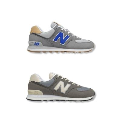 NEW BALANCE 男女 復古運動鞋 ML574NE2-D ML574SRP-D 574