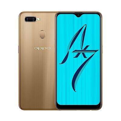 OPPO AX7 (4G/64G)6.2吋水滴螢幕大電量八核心手機