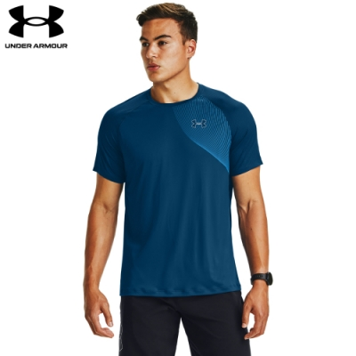【UNDER ARMOUR】男 Iso-Chill短T-Shirt