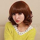 米蘭精品 假髮整頂假髮中長假髮-清新甜美嚴選女配件73ef53