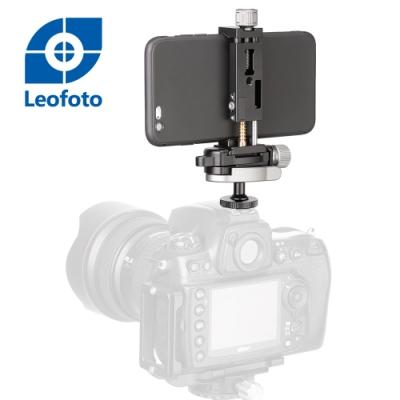 Leofoto 徠圖 FA-01單眼相機熱靴連接手機套組