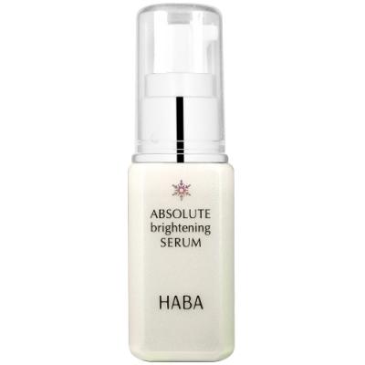 HABA 無添加主義 絕對煥白前導精華(30ml)