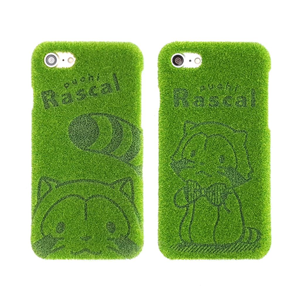 Shibaful iPhone 8/7 4.7吋 小浣熊 手機殼