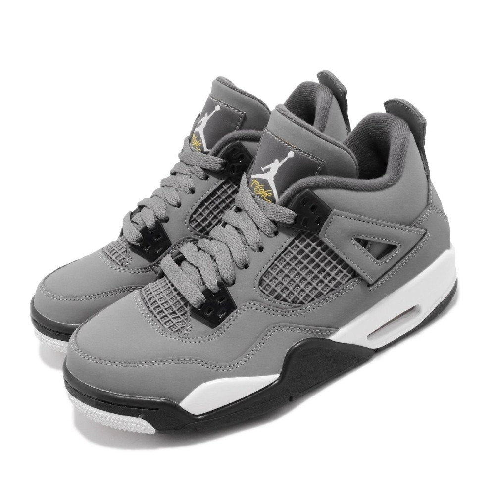 Nike Air Jordan 4 Retro 女鞋   籃球鞋   Yahoo奇摩購物中心