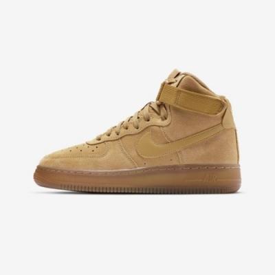 Nike Air Force 1 High LV8 3 (GS)大童 休閒鞋 黃-CK0262700