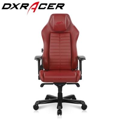 【DXRACER】霸氣總裁 Office務系列 DMC/D233S/R 電競賽車椅(紅)